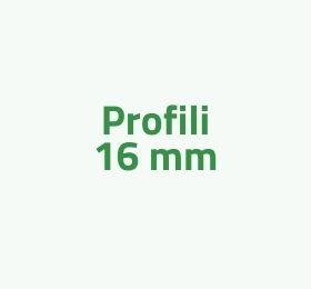 Profili 16mm