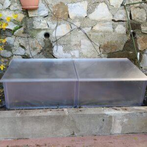 Aleana 5 doppia serra da balcone e orto