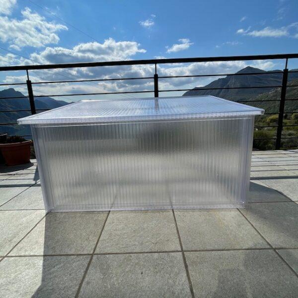 Aleana 5 serra da balcone e orto