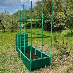 Tutore per piante da orto